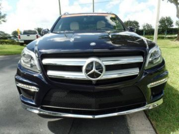 Fairly used 2015 Mercedes-Benz GL550 4MATIC for quick sale