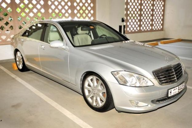 MERCEDES S-350 SPLENDID CONDITION