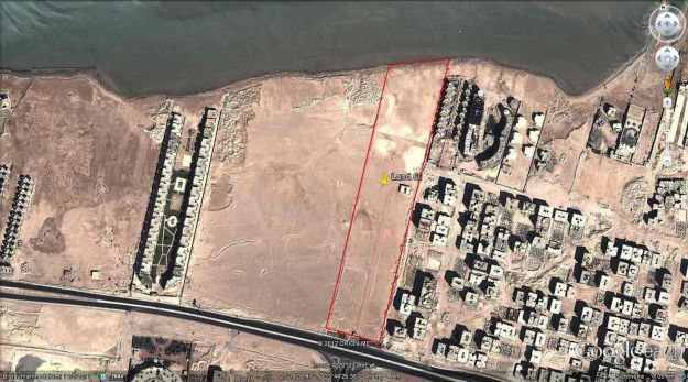 Land for sale on the Red Sea